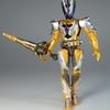 装動 仮面ライダーゼロワン AI 05 仮面ライダーサウザー レビュー 装動が第五弾になる時、黄金の戦士が誕生する