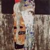 クリムト展⑤女の三世代を好き勝手に見る