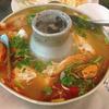 子供向け遊具のあるタイ料理レストラン「Huapla ChongNonsi Rama3」@ラマ3