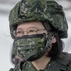 台湾、中国の侵攻阻止へ大規模演習