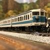 国鉄 113系 阪和線快速色 原形ライト