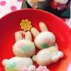 玄米粉のおこしもの(ひな祭りのお菓子)