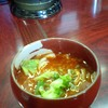 札幌市 あら焚き豚骨あらとん / 激辛つけ麺を食べてみる