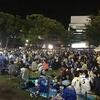 公式戦最終日の横浜スタジアム