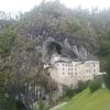 自力でポストイナ鍾乳洞とプレジャマ城へ