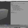 Blenderで利用可能なpythonスクリプトを作る その22(シェーディング設定の変更と環境照明の設定)