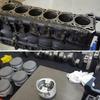 【RB25】コンプリートエンジン製作 オーバーサイズピストンが届きました