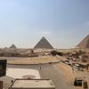 エジプトの大ピラミッド&スフィンクス