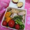 最近のお弁当。