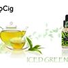 【HelloCig・リキッド】ICED GREEN TEA をもらいました