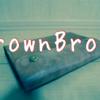 B.Brownのシステム手帳のカタチを整える。