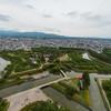 函館といえば五稜郭。五稜郭タワーから五稜郭と函館の街を撮ってきました。