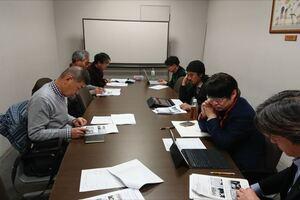 全国古民家再生協会大阪支部例会にお邪魔しました。
