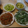 土曜日の癒し Jeden Samstag kochen die Eltern für die Leher.