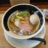 【八幡山】麺処しろくろ ~進化した煮干醤油そば~