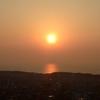 《写真が好き》『夕陽』と『夕焼け』と『変化していく空の姿』