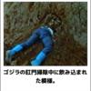 【雑想】「ゴジラの肛門」なる未確認領域