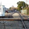 記事余話:名古屋鉄道のダイヤモンドクロスと岡本太郎