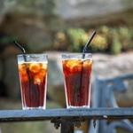 夏の楽しみ・薫るアイスコーヒーをじっくり味わう