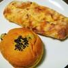 【ムギオト(国立)】十勝平野コーンパン、かぼちゃアンパン