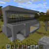 【MinecraftPC版】Part251 クリエイティブモードで家の形と内装を考える・建築の準備