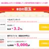 楽天モバイルの通話SIM契約で5000円がもらえる!! ハピタス