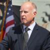 カリフォルニア州のブラウン知事の就任演説