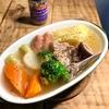 熟成塩豚肉と蕪のポトフ、電気圧力鍋で簡単時短!