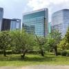 【浜離宮】GW浜離宮恩賜庭園でピクニック