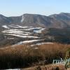 天城山。2月上旬。