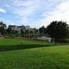 草深公園の午後