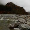 雪と紅葉の共演 -細蔵山(1551m)-