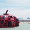 【香川県の直島に1泊2日ひとり旅・1】現代アートの聖地