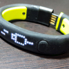 Nike+ Fuelband SE、突然の不調…。