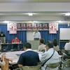 大椿ゆう子比例代表前候補を迎えた社民党大阪府連合参議院選挙まとめ会議