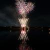 高石シーサイドフェスティバルの花火