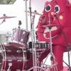 にゃんごすたーの叩くアンパンマーチのドラムが素晴らしい