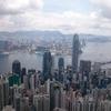 香港 ビクトリアピークまでのトレイルラン