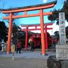海山道神社に狐の嫁入り神事を見に行ってきた
