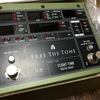 【機材】FREE THE TONE FLIGHT TIME FT-2Y