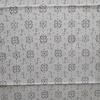 着物生地(231)抽象花模様織り出し西陣お召