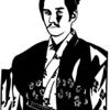 切り絵 【5本目】 直江山城守兼続 by 真田丸