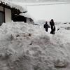 雪と暇人と私