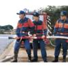 輪島で初の「学生消防団員」が入団しました ヽ(*゚∀゚*)ノ♪