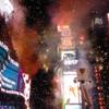 ニューヨーク8日目②〜タイムズスクエア年越しカウントダウン2016-2017(年越し編)〜 世界一周191日目★後半