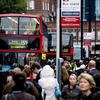 公共交通機関についての話 (tube / bus)