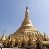 ヤンゴン行きのカオスバス