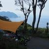 南伊豆【夕陽ヶ丘キャンプ場レビュー】高台からの眺望が最高!
