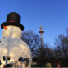 冬のロンドンで遊びに出かける