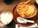 「山本屋本店」の「天ぷら入り味噌煮込みうどん」